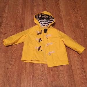 ☔️ Baby Gap nautical raincoat ☔️